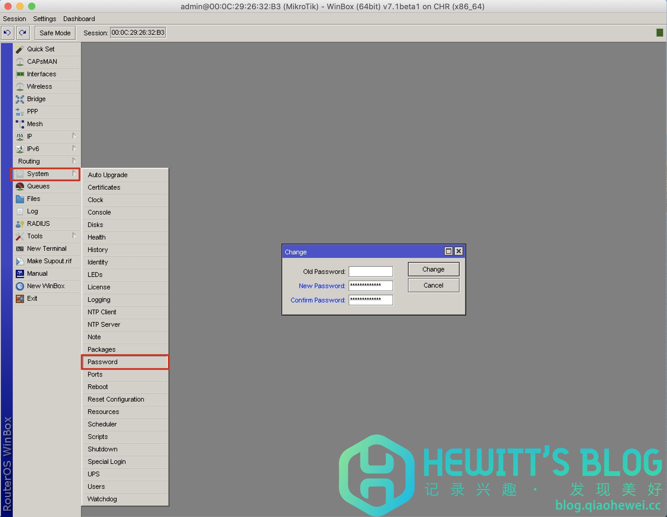 RouterOS(ROS)软路由安全性配置指南插图(1)