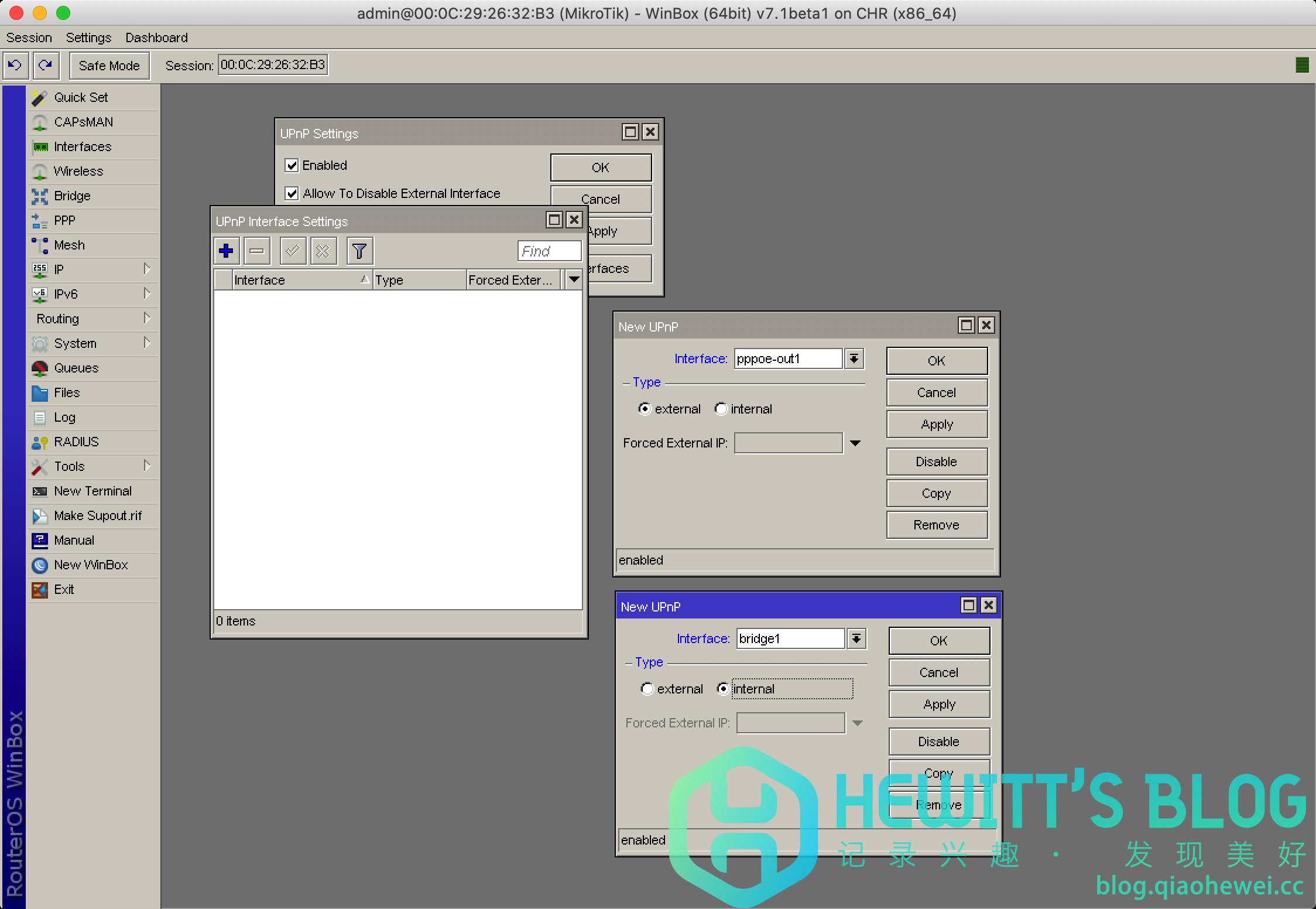 RouterOS(ROS)软路由开启UPNP设置插图(3)