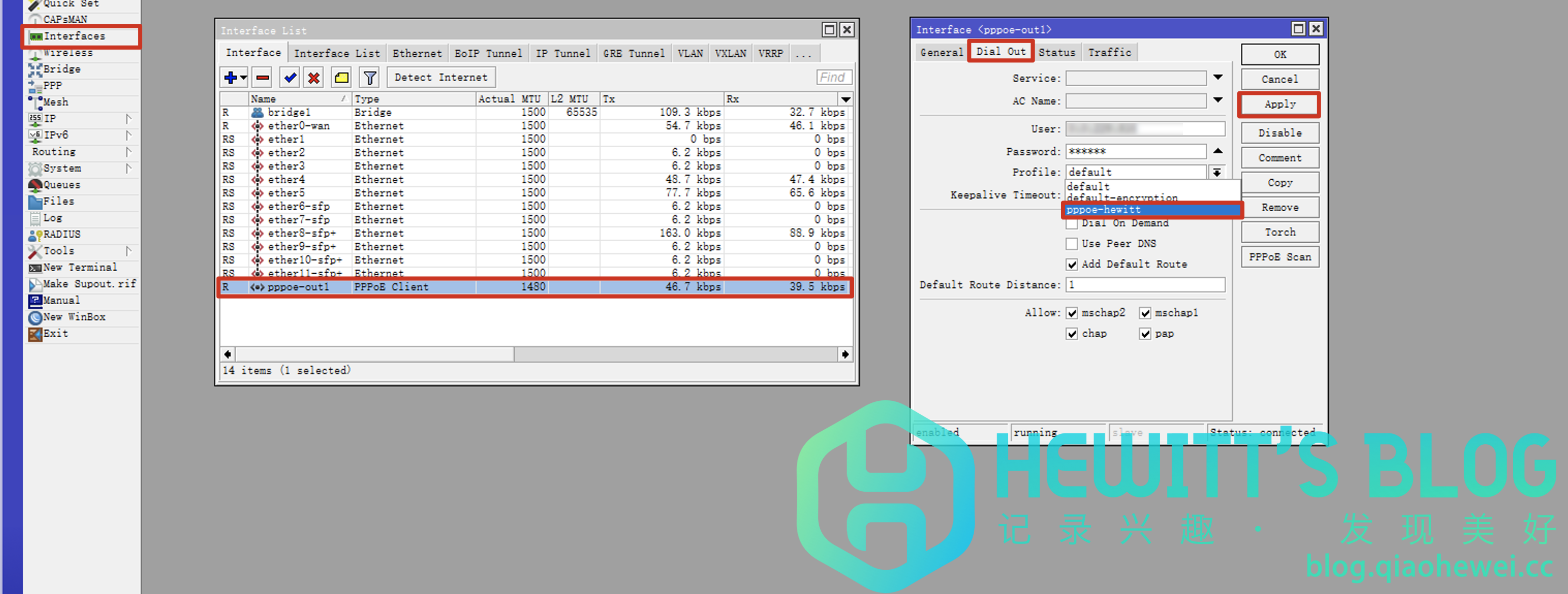 RouterOS(ROS)外网IP变化邮件通知并显示CPU占用率和剩余内存脚本插图17